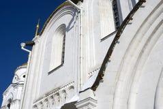 Antagandedomkyrka i Vladimir, Ryssland Royaltyfria Foton