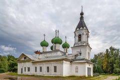 Antagandedomkyrka, Vologda, Ryssland Fotografering för Bildbyråer