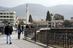 Antakya City Stock Image