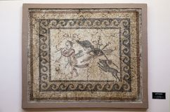 Antakya mozaiki muzeum, Hatay, Turcja fotografia royalty free