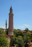 Antalya κεντρικός Στοκ φωτογραφία με δικαίωμα ελεύθερης χρήσης