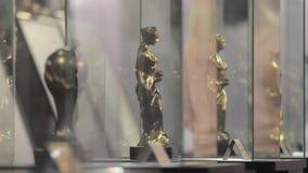 ANTALYA το 51ο χρυσό πορτοκαλί φεστιβάλ όλα ταινιών απονέμει 10 Οκτωβρίου 2014 την ΤΟΥΡΚΙΑ απόθεμα βίντεο