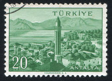 Antalya Fotos de archivo libres de regalías