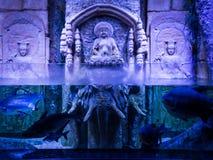 Antalya aquarium Stock Photos