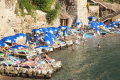 Antalya Beach Stock Photos