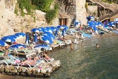 Antalya Beach Stock Photos