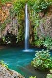 antalya duden водопад индюка Стоковое Изображение