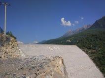 Antalya faible Damm photographie stock