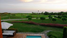 Antalya golf course Royalty Free Stock Photography