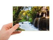 Antalya Indycza fotografia w ręce Zdjęcia Stock