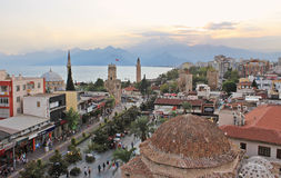 Antalya Kaleici city Royalty Free Stock Images