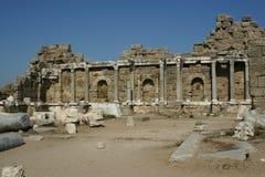 Antalya laterale 2 Immagini Stock