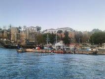 Antalya Marina obraz stock