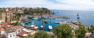 Antalya Marina View Royalty Free Stock Image
