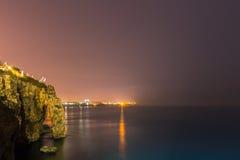 Antalya medelhav Royaltyfria Foton