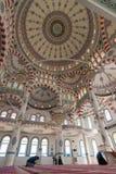 antalya moské Royaltyfria Bilder