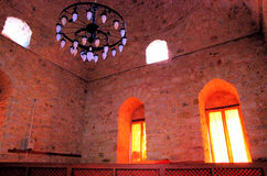 Antalya mosque Royalty Free Stock Images