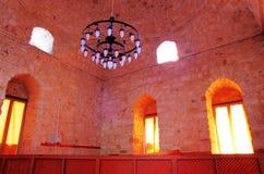 Antalya mosque Stock Photography