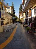 Antalya Oldtown Στοκ φωτογραφίες με δικαίωμα ελεύθερης χρήσης