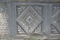 Antalya Perge ancient city, the agora, the ancient Roman Empire Royalty Free Stock Photography