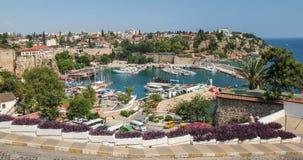 Antalya port Royalty Free Stock Image