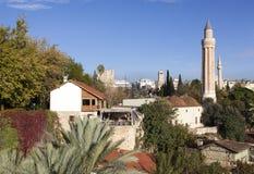 Free Antalya`s Old Town Minaret Stock Image - 111035581
