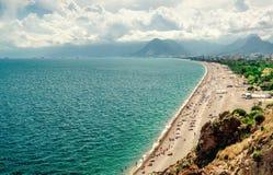 Antalya seaside Turkey Stock Photography