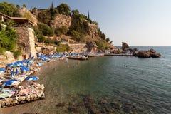 Antalya Seaview Στοκ Εικόνα