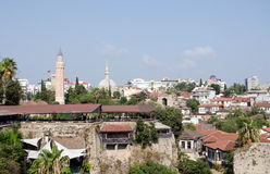 Antalya skyline, Turkey Stock Image