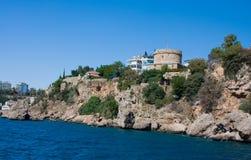 Antalya, Turkey. The old marina of antalya Royalty Free Stock Image