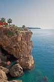 Antalya Turkey coastline Stock Image