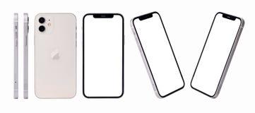Antalya, Turkey - January 02, 2021: Newly released iphone 12
