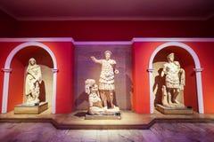 Antalya Archeological Museum in Turkey royalty free stock photo