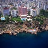 Antalya Turkije Royalty-vrije Stock Afbeeldingen