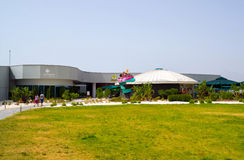 Antalya, Turquie - 19 juin 2014 La vue est une de Photo stock