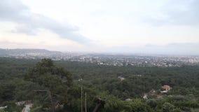 Antalya view stock video