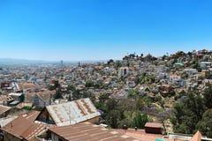 Antananarivo: άποψη της πόλης από το ύψος Στοκ φωτογραφίες με δικαίωμα ελεύθερης χρήσης
