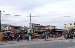 Antananarivo, Μαδαγασκάρη 24 ΝΟΕΜΒΡΊΟΥ 2016: Δραστηριότητα ανθρώπων μέσα Στοκ φωτογραφίες με δικαίωμα ελεύθερης χρήσης