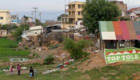 Antananarivo, Μαδαγασκάρη 25 ΝΟΕΜΒΡΊΟΥ 2016: Δραστηριότητα ανθρώπων Στοκ φωτογραφία με δικαίωμα ελεύθερης χρήσης