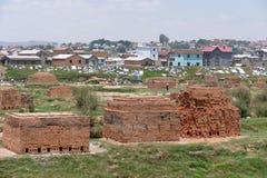 Antananarivo, Μαδαγασκάρη 25 ΝΟΕΜΒΡΊΟΥ 2016: Δραστηριότητα ανθρώπων Στοκ Εικόνα