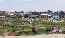 Antananarivo, Μαδαγασκάρη 25 ΝΟΕΜΒΡΊΟΥ 2016: Δραστηριότητα ανθρώπων Στοκ Εικόνες