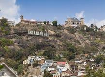 Antananarivo, Μαδαγασκάρη Στοκ Φωτογραφίες