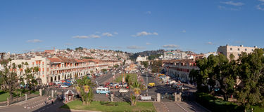 antananarivo Royaltyfri Fotografi
