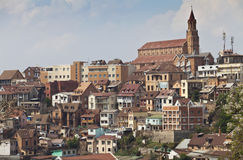 Antananarivo Stockfotografie