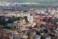Antananarivo cityscape, Tana, capital of Madagascar Stock Photos