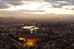 Antananarivo Madagascar Foto de archivo