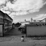 Antananarivo madagascar royaltyfria bilder