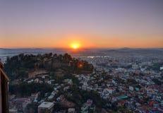 Antananarivo Madagaskar lizenzfreie stockfotografie