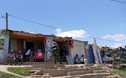 Antananarivo, Madagaskar 24. NOVEMBER 2016: Leutetätigkeit herein Stockbilder