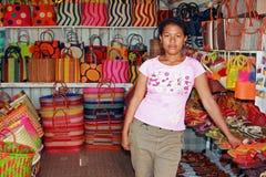 Antananarivo shop Stock Image